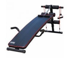 Panca Fitness Per Addominali Inclinata Multifunzione Regolabile Benzoni