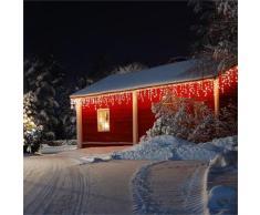 Blumfeldt Dreamhouse Luci Natalizie 16m 320 LED Snow Motion