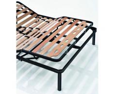 Evergreenweb Materassi&beds - EVERGREENWEB - Migliore Rete Singola ELETTRICA 75x190 a Doghe in