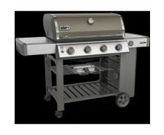 Barbecue a Gas Genesis II E-410 GBS Smoke Gray - WEBER 62051129