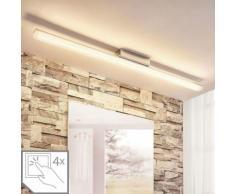 Levke - plafoniera LED per il bagno