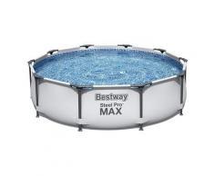 Piscina rotonda Bestway 56416 Steel Pro MAX