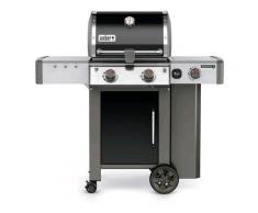 Barbecue Weber a Gas Genesis II LX E-240 GBS Black Cod. 60014129