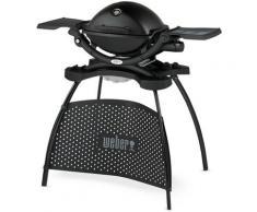 Barbecue a Gas Q1200 42x32 cm con supporto - WEBER