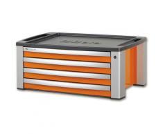 Cassettiera Con 4 Cassetti Orange Art. C39T O