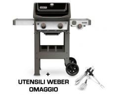 Barbecue Weber a Gas Spirit II E-220 Black GBS Cod. 44012129