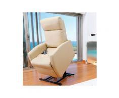 Cecotec - Poltrona Relax Massaggiante Alzapersona Cecorelax Compact 6007