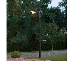 Lampada da Terra Vega Nero Opaco - Nero - Konstsmide