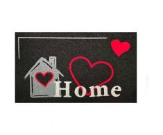 Zerbino Glamour 40x70 mod. Casa Home Cuore