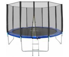 Trampolino Garfunky - tappeto elastico, trampolino elastico, tappeto elastico bambini - 366 cm