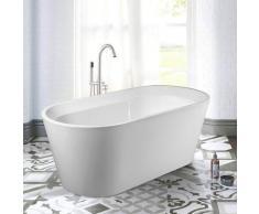 Arati Bath&shower - Vasca da Bagno Freestanding dal Design Ovale in Resina Arbe