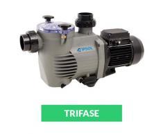 Pompa Piscina KS EVO da 0.50 a 3 HP - da 7.5 a 33 mc/h Trifase   0.75 HP - 11.5 mc/h