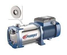 PEDROLLO Autoadescante Elettropompa Acqua Pompa Silenziosa PLURIJET 5/130 2,5 HP Trifase