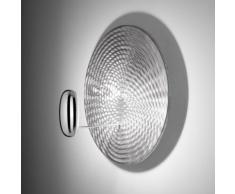 Droplet mini lampada da parete/soffitto riflettore in alluminio 160w r7s - Artemide Catalogo Lampade