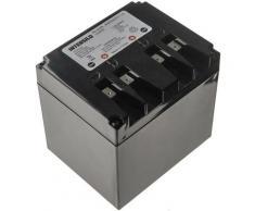 INTENSILO batteria compatibile con Ambrogio L200R, retrò tagliaerba, robot tagliaerba (10500mAh,