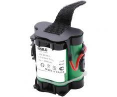batteria compatibile con Husqvarna Automower 105, 305, 308, 308X, 308 X tosaerba (2500mAh, 18V,