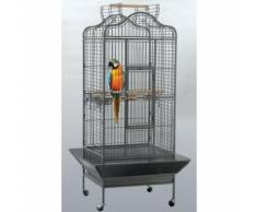 VOLIERA Trespolo Gabbia per uccelli pappagalli H 165 cm