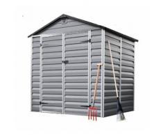 Casetta da Giardino SKYLIGHT Shed 6x5 Grey Palram
