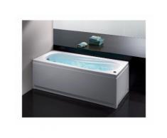 Vasca da bagno Astor 160x70 con telaio e pannello frontale e laterale