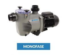 Pompa Piscina KS EVO da 0.50 a 3 HP - da 7.5 a 33 mc/h Monofase   0.5 HP - 7.5 mc/h