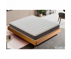 Materasso ortopedico – 7 zone differenziate – Waterfoam 160x190
