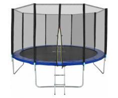 Tectake - Trampolino Garfunky - tappeto elastico, trampolino elastico, tappeto elastico bambini
