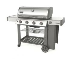 Barbecue Weber a Gas Genesis II S-410 Inox GBS Cod. 62001129