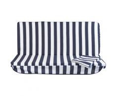 cuscino di ricambio per dondolo a 3 posti con cappotta, seduta da 135 - Stiliac