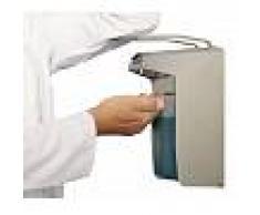 Vincal Dispenser sapone / disinfettante a muro - Con leva a gomito, in acciaio inox