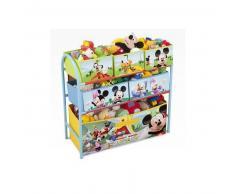 Panche per bambini colorate e divertenti for Mobili portagiochi per bambini