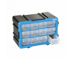 Cassettiera modulare con cassetti estraibili Fervi C086/12C