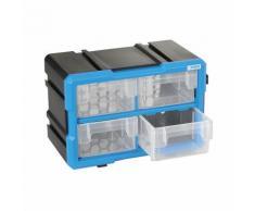 Cassettiera modulare con cassetti estraibili Fervi C086/04C