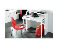 Consolle scrivania allungabile: Bianco