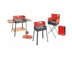 Barbecue Filcasalinghi: Fire grill