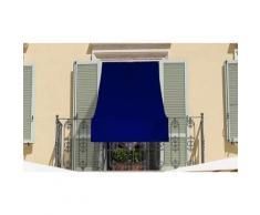 1 tenda da sole: 140 x 250 cm / Blu