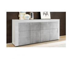 :Credenza-vetrina Build bianco-cemento_01132 (2 colli)