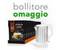 King Cup Caffè al ginseng - promo 12 confezioni con bollitore elettrico in omaggio