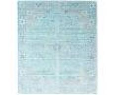 RugVista 200X250 Tappeto Vintage Maharani Azzurro/Blu Turchese