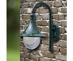 vidaXL Lampioncino da parete giardino Cernobbio 42 cm