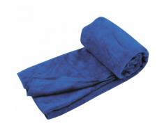 Travelsafe TS3101 Asciugamano di spugna in microfibra L blu reale