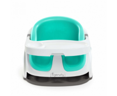 Ingenuity Rialzo Sedia Bambini 2-in-1 Baby Base Verde Ultramarino