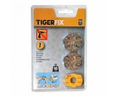 Tiger Accessori Di Montaggio Bagno TigerFix 1 Metallo 398534146