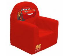 Disney Poltrona per Bambini di Cars 41x37x29 cm Rossa ROOM320050