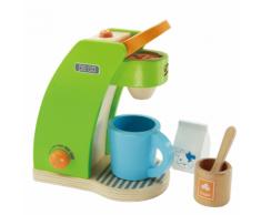 Hape E3106 Macchina da caffè giocattolo