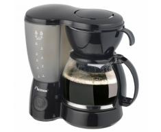 Bestron Macchina da Caffe 800 W Nera ACM6081Z