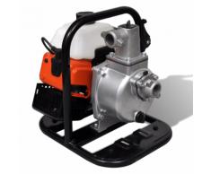 vidaXL Pompa d'acqua a benzina 2 tempi 1,45 kW 0,95 L