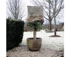 Nature Copertura iuta protezione antigelo per piante 1,25 x 1,5 m 6030141