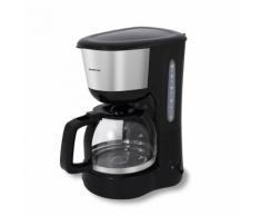 Inventum Macchina per caffè 10 tazze 1000 W Nera KZ612