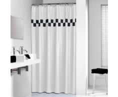 Sealskin Tenda per doccia Bloki 180 cm bianco 233051310