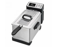 ProfiCook Friggitrice Profonda PC-FR 1087 2000 W 3 L Argento